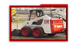 Skid Loader for Rent Tyler Texas